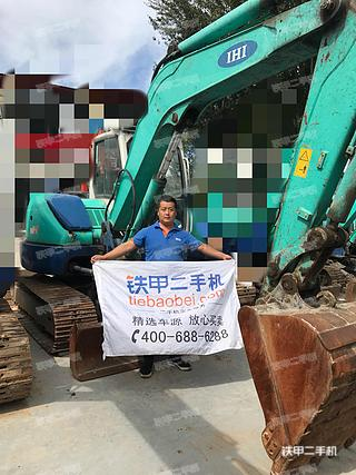 石川岛IHI 80NX挖掘机