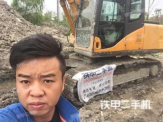 三一重工SY200挖掘机
