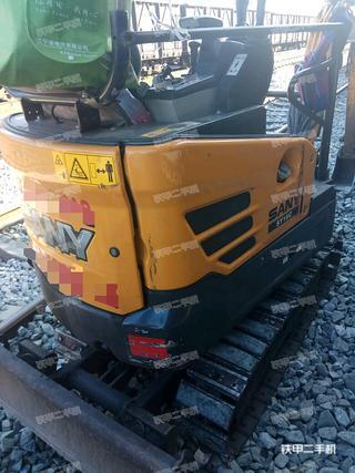 三一重工SY16C挖掘机