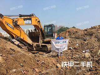 杰西博JS220SC挖掘机