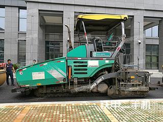 福格勒 SUPER1800-2 沥青摊铺机