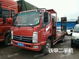 中国重汽4X2拖车