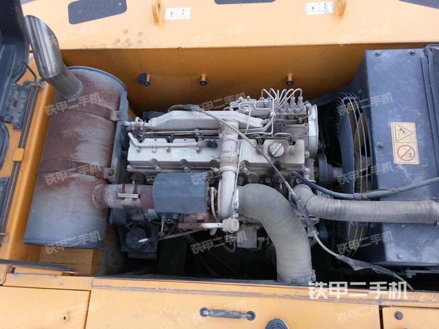 浙江丽水市现代R305LC-7挖掘机