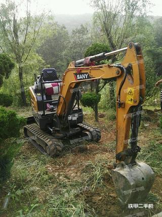 三一重工SY16C-10挖掘机