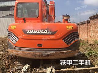 斗山DX88-9C挖掘机