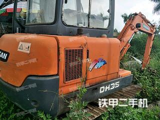 斗山DX35Z挖掘机
