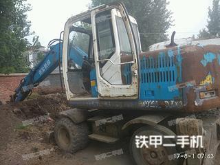 愚公机械WYL75×2-挖掘机