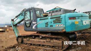 神钢SK330LC挖掘机