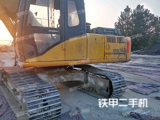 合肥振宇ZY210挖掘机