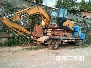 江麓机电CN90挖掘机