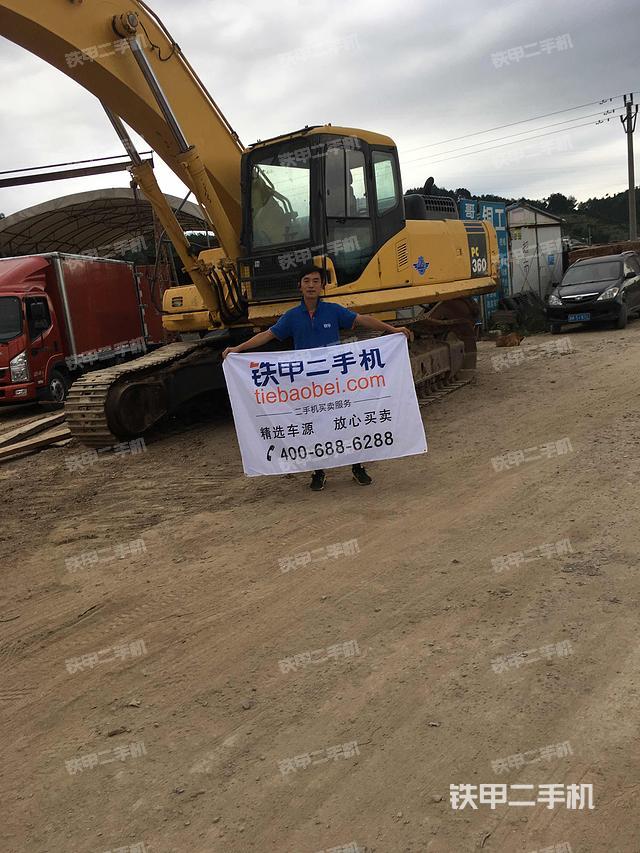 浙江丽水市小松PC360-7挖掘机