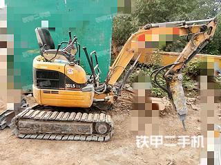 卡特彼勒301.5CR挖掘机