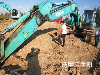 神钢SK250-6E挖掘机