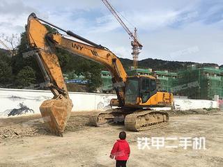 三一重工SY235C挖掘机