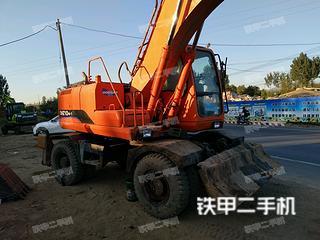 斗山DH210W-7挖掘机