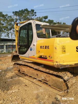 住友SH120-A3挖掘机