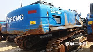 山重建机GC378LC