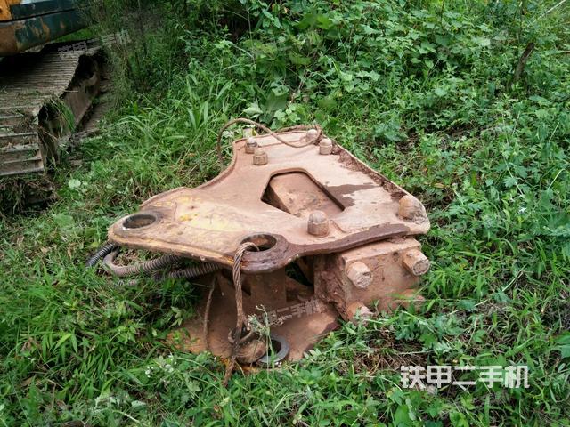四川内江市现代R150LC-9挖掘机