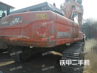 斗山DX345LC挖掘机