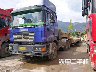 陕汽重卡6X4拖车