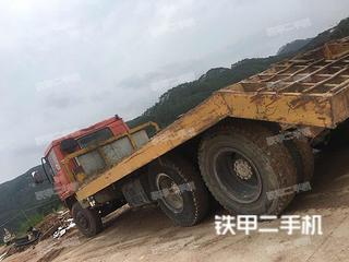 一汽解放8X4拖车
