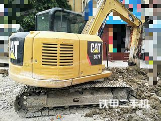 卡特彼勒307E挖掘机