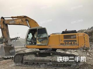 加藤HD2045Ⅲ挖掘机