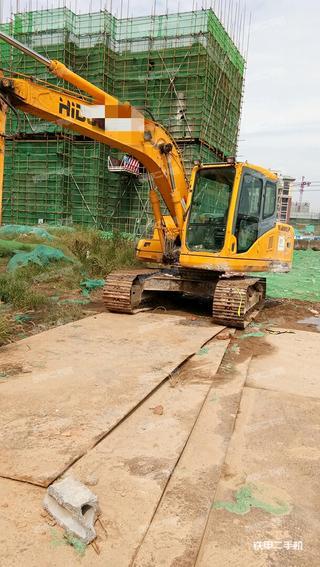 中国重汽海斗HW130-8挖掘机