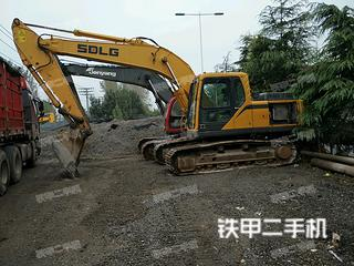 临工LG6210E挖掘机