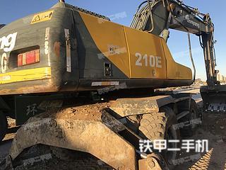 詹阳动力JYL210E挖掘机