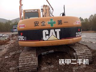 卡特彼勒320CU挖掘机