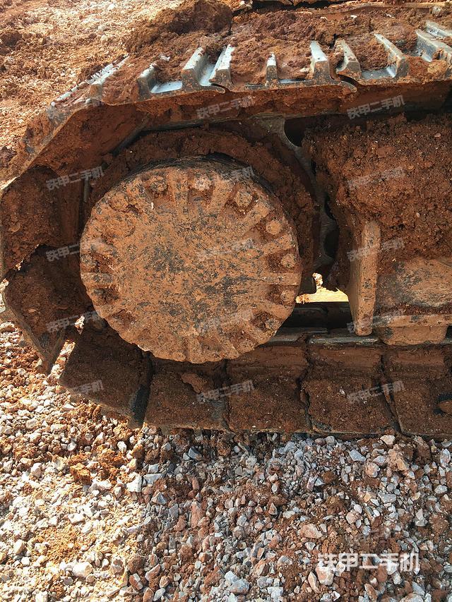 广西南宁市卡特彼勒320C挖掘机