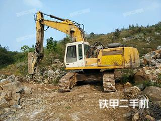 利勃海尔R944C挖掘机