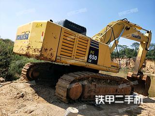 小松PC650挖掘机