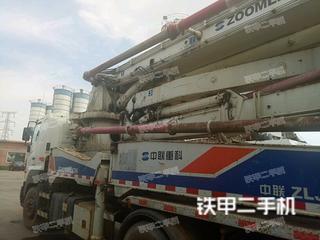 中联重科ZLJ5300THB125-40泵车