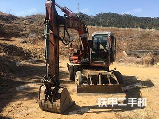 恒特重工HTL120挖掘机