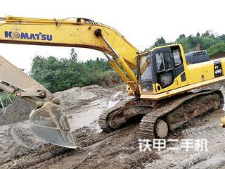 小松PC400LC-8挖掘机