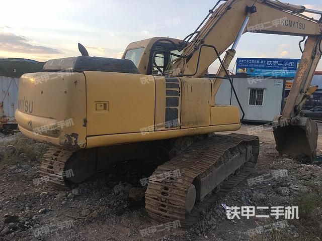 浙江丽水市小松PC200-6挖掘机