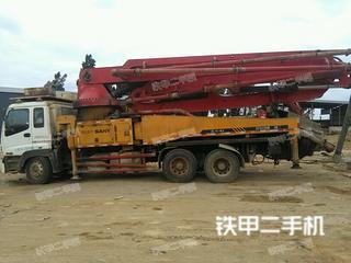 三一重工SY5313THB40泵车