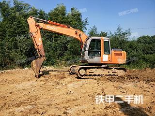 日立ZX130H进口挖掘机