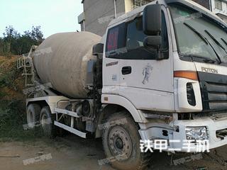福田雷萨BJ5254GJB-S搅拌运输车