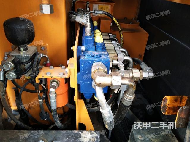 山东潍坊市三一重工SY55C挖掘机
