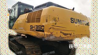 住友SH350-A5挖掘机