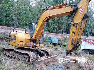 雷沃重工FR90-7挖掘机