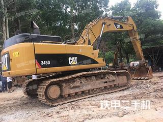 卡特彼勒345D挖掘机