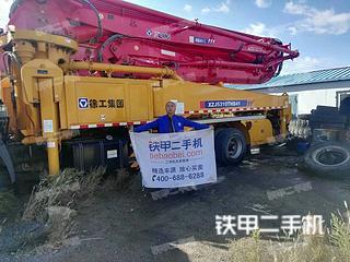 徐工XZJ5310THB30M泵车