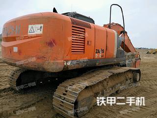 日立EX210LC挖掘机