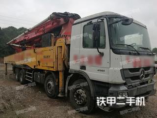 三一重工SY5418THB50泵车
