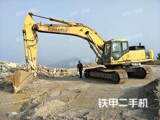 小松PC350LC-7挖掘机