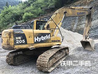 小松HB205-1挖掘机
